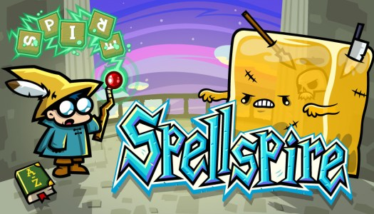 Review: Spellspire (Nintendo Switch)