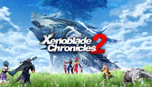 Check out the official Xenoblade Chronicles 2 website