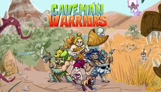 Review: Caveman Warriors (Nintendo Switch)