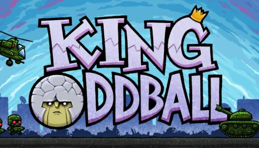Review: King Oddball (Nintendo Switch)