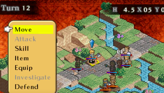 Mercenaries Saga Chronicles announced for Switch
