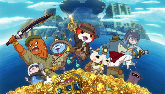 Japan's sales charts Dec 11 – Dec 17: Yo-kai Watch Busters 2 debuts on top