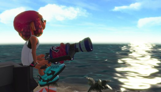 New weapon coming to Splatoon 2