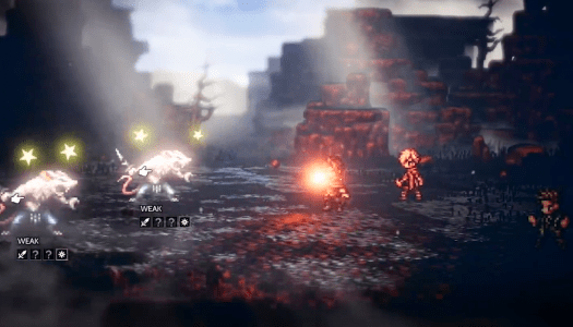New Octopath Traveler video highlights two new character classes