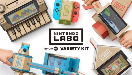 First Details of Nintendo Labo