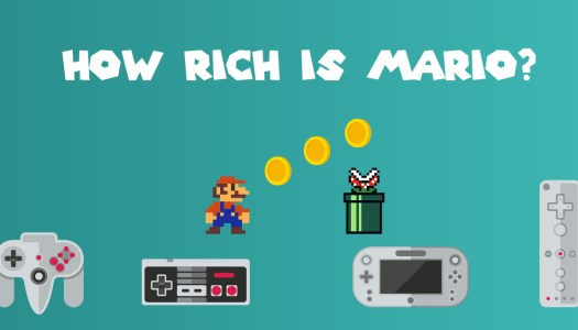 How rich is Super Mario?