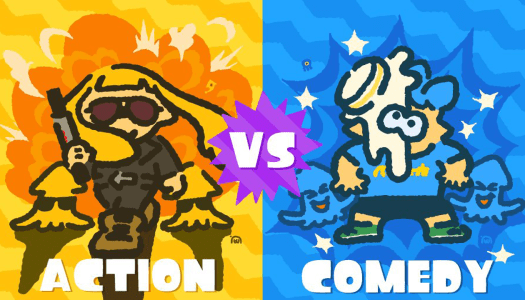 Nintendo reveals weekend Splatfest results
