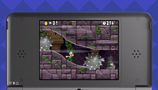Super Mario fans build Newer DS version