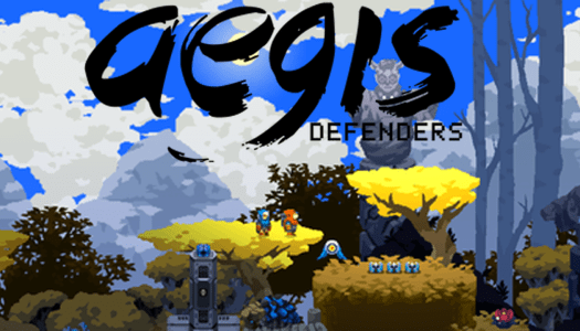 Review: Aegis Defenders (Nintendo Switch)