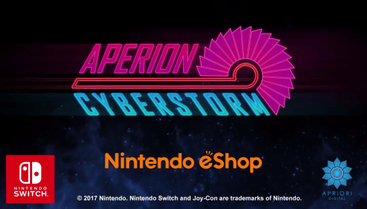 Review: Aperion Cyberstorm (Nintendo Switch)