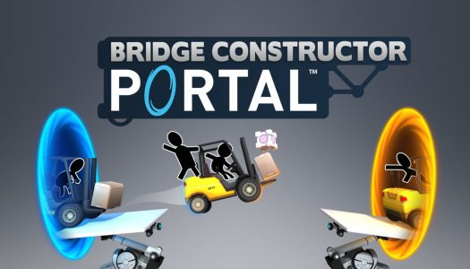 Bridge Constructor Portal coming to Switch this month
