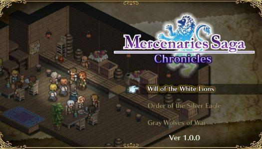 Review: Mercenaries Saga Chronicles (Nintendo Switch)