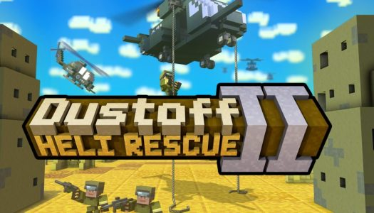 Review: Dustoff Heli Rescue II (Nintendo Switch)