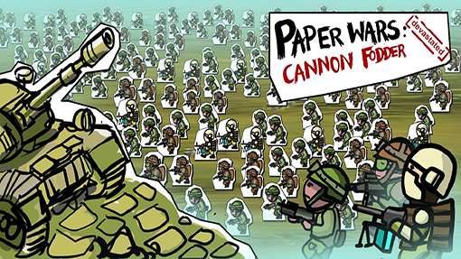 Review: Paper Wars: Cannon Fodder (Nintendo Switch)