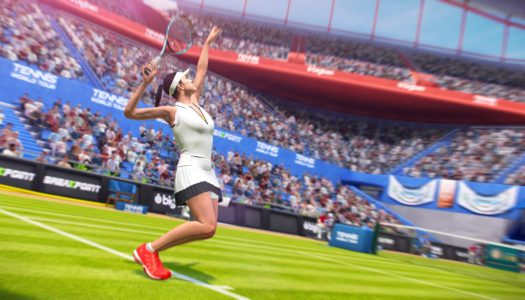 Tennis World Tour release date makes a Switch to June 19