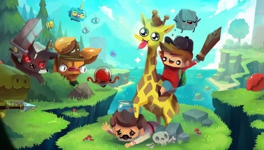 Review: The Adventure Pals (Nintendo Switch)