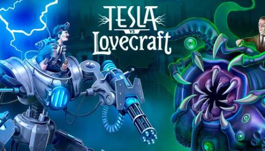 Review: Tesla vs Lovecraft (Nintendo Switch)