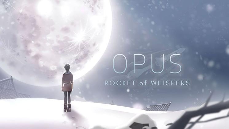 OPUS: Rocket of Whispers