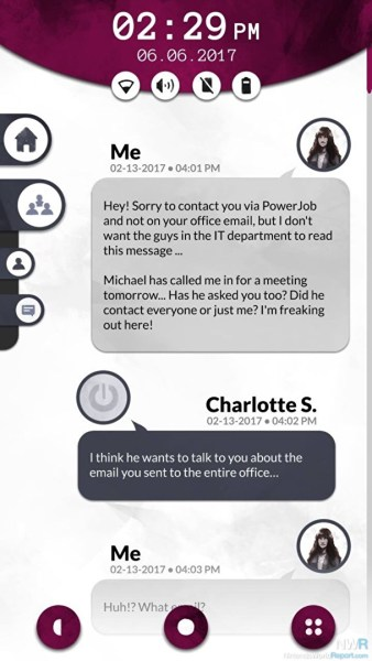 Another Lost Phone - text messages