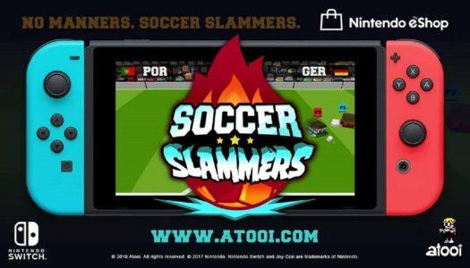 Review: Soccer Slammers (Nintendo Switch)