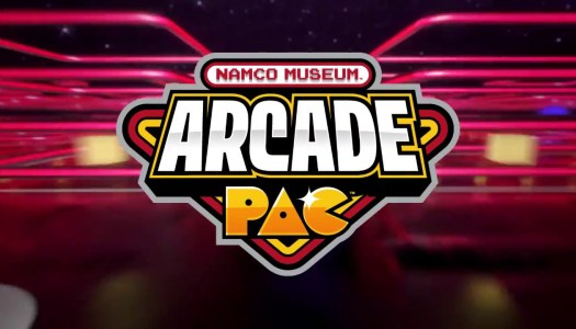 Namco Museum Arcade Pac announced for Nintendo Switch