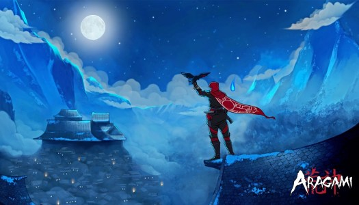 Aragami coming to Nintendo Switch, First Trailer