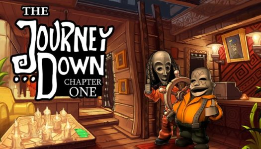 Review: The Journey Down: Chapter One (Nintendo Switch)