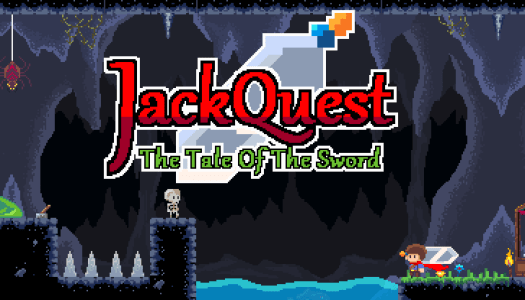JackQuest will jump onto the Switch this fall