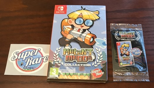 Unboxing: Mutant Mudds Collection from Atooi & Super Rare Games