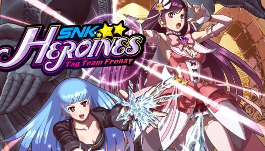 Review: SNK Heroines: Tag Team Frenzy (Nintendo Switch)
