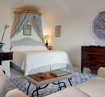 Luxury Boutique Hotel Le Sirenuse In Positano