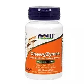 ChewyZymes, Broad Spectrum Digestive Enzyme