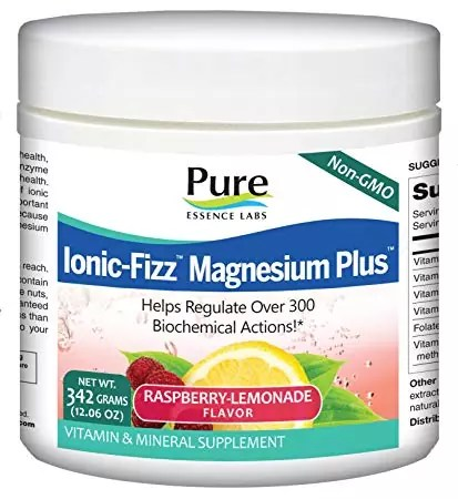 Pure Essence | Ionic Fizz Magnesium Plus