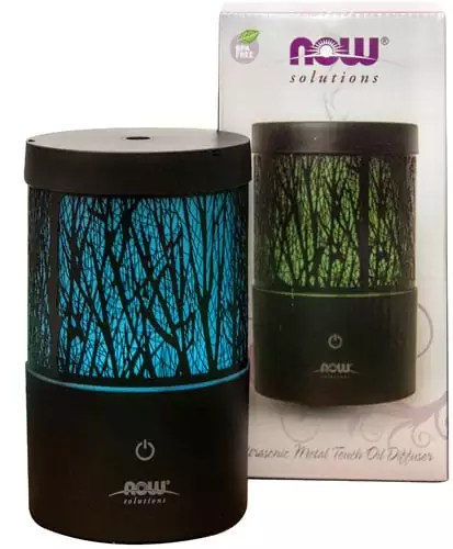 NOW | Ultrasonic Metal Touch Oil Diffuser