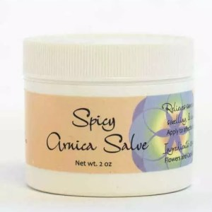 Spicy Arnica Salve