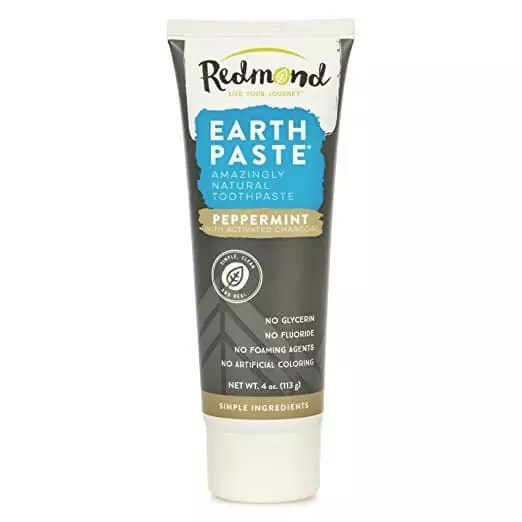 Earthpaste Charcoal Toothpaste