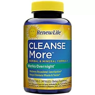 Cleanse More Renew Life
