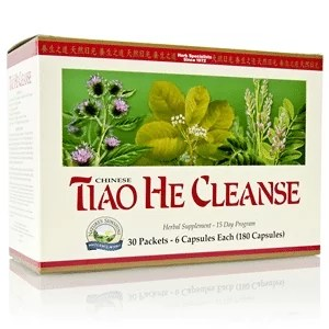 Tiao He Cleanse Nature's Sunshine