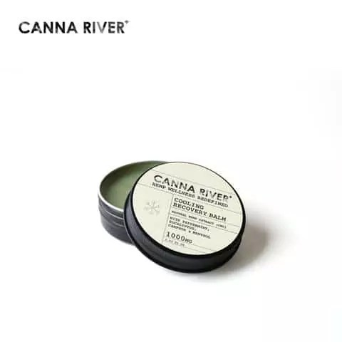 Cooling Recovery Balm | Canna River