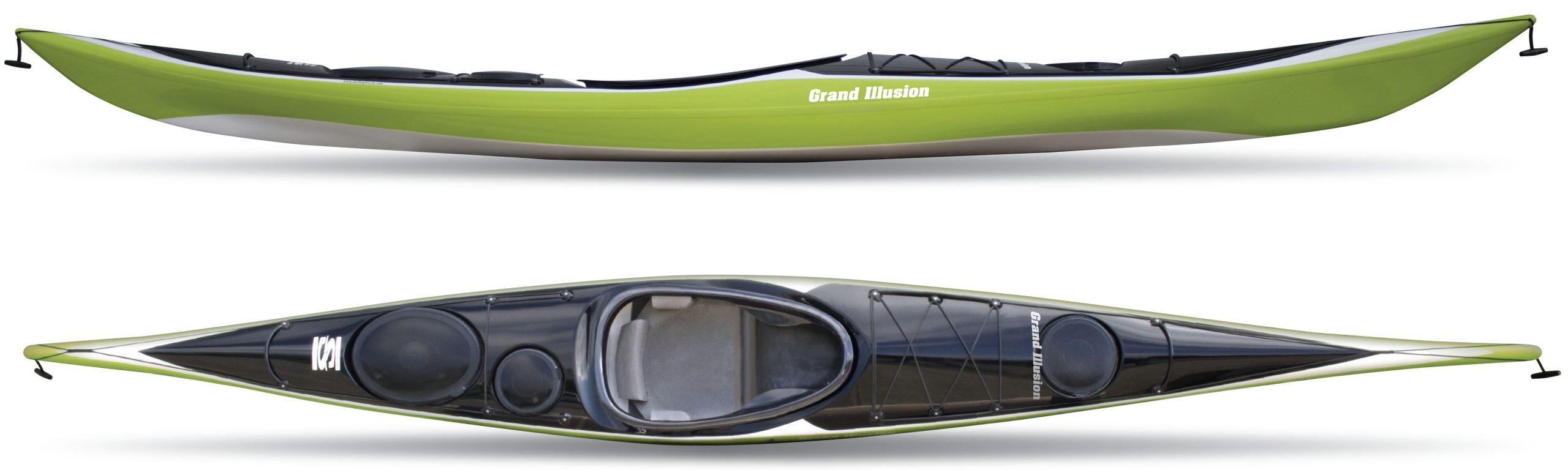 Grand Illusion Pure Performance Kayaks