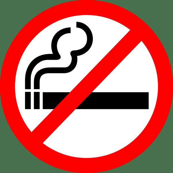 no smoke symbol png
