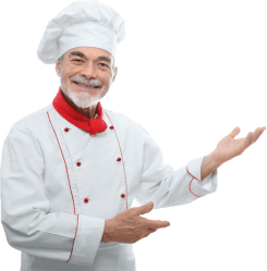 chef purepng icook transparent alice williams pizzaria marketing nutrimental cibo welcome bienvenidos catering
