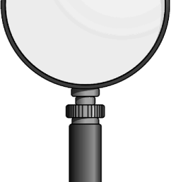 magnifying glas clipart free [ 800 x 1600 Pixel ]