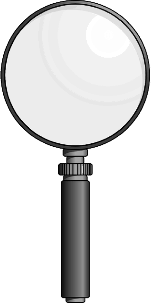 small resolution of magnifying glas clipart free