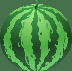 watermelon transparent clipart purepng