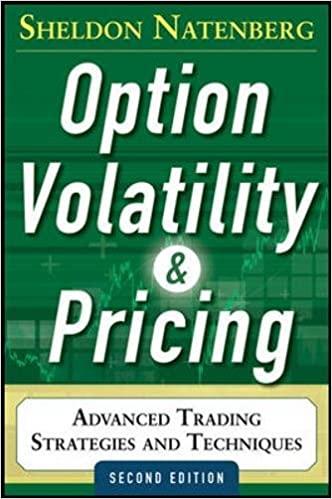 Best books on option valuation
