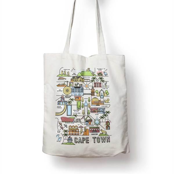 City-Collection-Tote-Bag-White---Colour