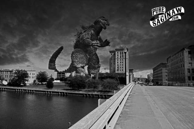 downtown saginaw godzilla resize