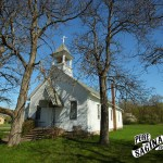 abandoned church michigan