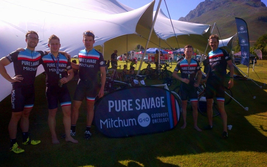 Savage Stellenbosch Cycle Tour